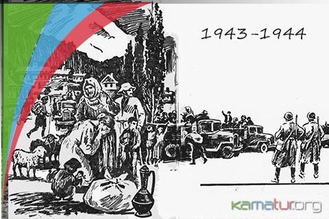 1943-1944 YILLARINDA KAFKASYA…